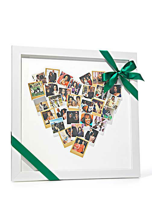 "<div class=""meta image-caption""><div class=""origin-logo origin-image ""><span></span></div><span class=""caption-text"">Heart Snapshot Mix Photo Art, $42 at Minted.com.  ''You can upload 30 photos, then have them printed in a heart-shaped collage and framed.'' -Oprah (Photo/Gregor Halenda)</span></div>"