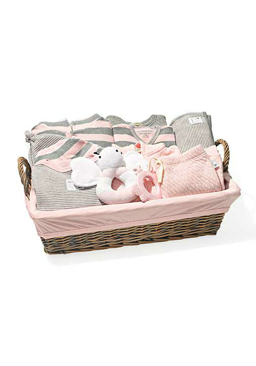 "<div class=""meta image-caption""><div class=""origin-logo origin-image ""><span></span></div><span class=""caption-text"">Ultimate Welcome Home baby Basket, $125 at BurtsBeesBaby.com.  ''Jimmy Kimmel, cover your ears...I'm getting one for guess whose new daughter."" -Oprah (Photo/Gregor Halenda)</span></div>"