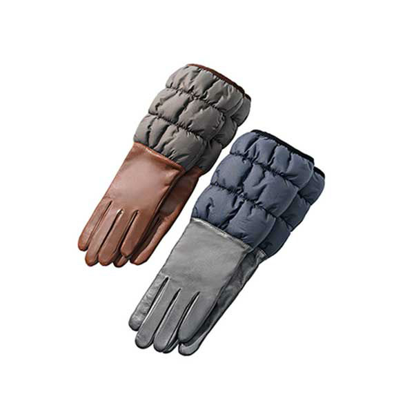 "<div class=""meta image-caption""><div class=""origin-logo origin-image ""><span></span></div><span class=""caption-text"">Touch Quilted Cuff Glove, $78 at EchoDesign.com.  ''You don't have to take them off to tap your touch screen.'' -Oprah (Photo/Gregor Halenda)</span></div>"