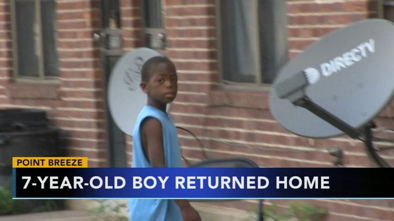 Missing 7-year-old from Point Breeze located