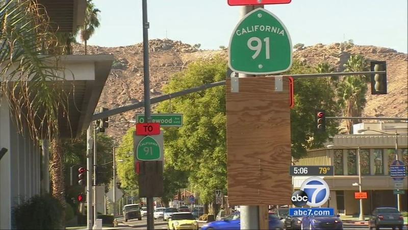 91 Freeway 'Weekend Crunch' affecting Riverside traffic