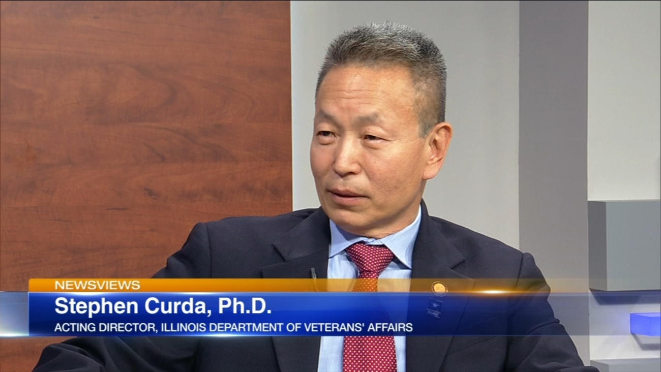 Newsviews Part 1: Director of Illinois Department of Veterans' Affairs