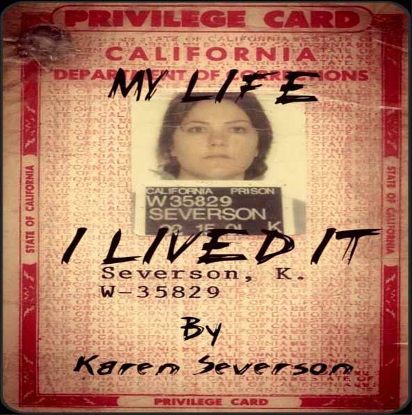 Karen Severson's book cover