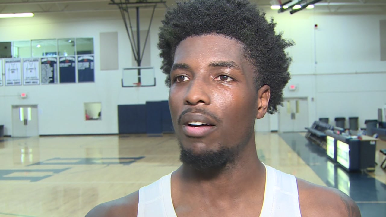 Jalek Felton speaks on camera for the first time since leaving UNC ...