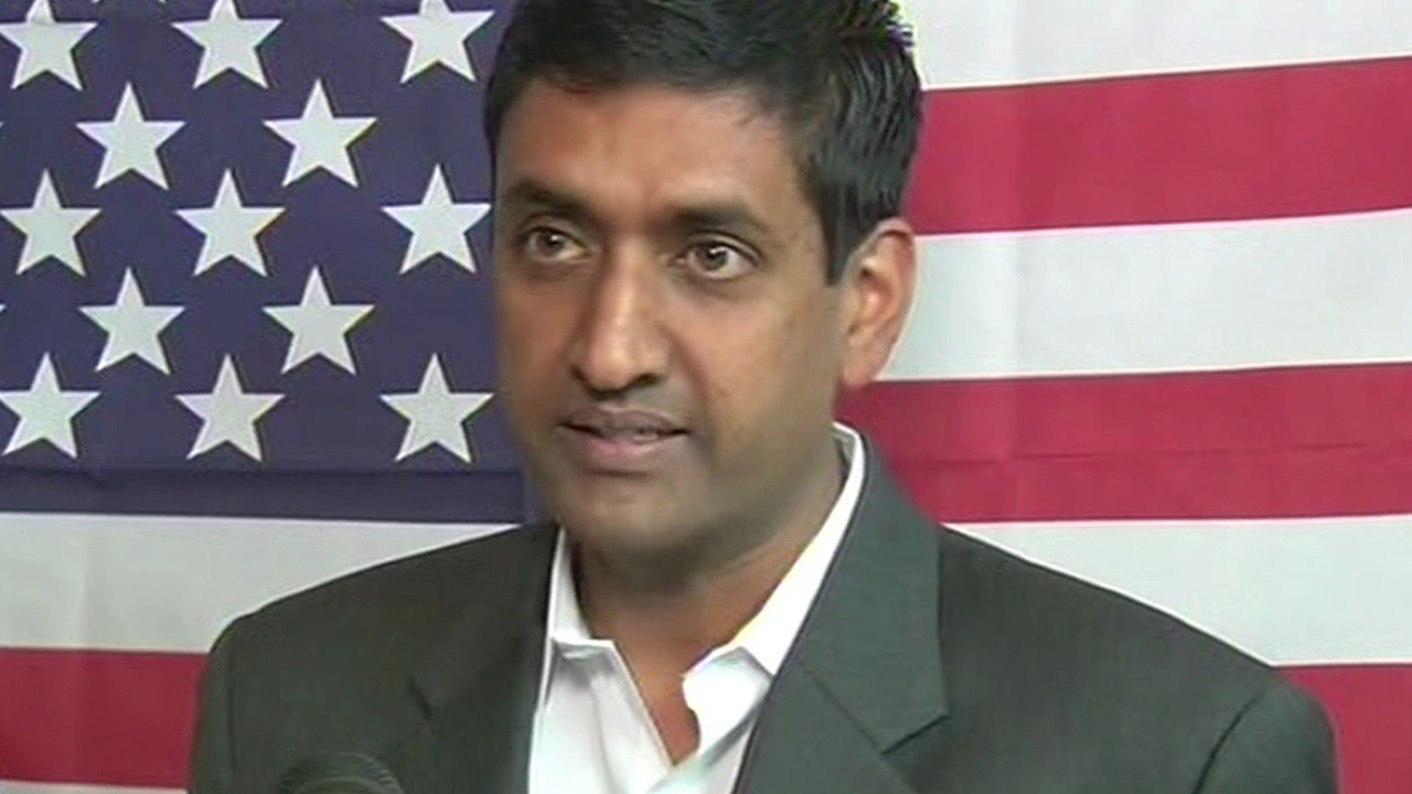 Ro Khanna Concedes To Congressman Mike Honda In 17th District Race |  Abc7news.com