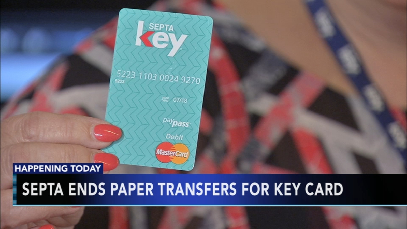 how to load septa key card online