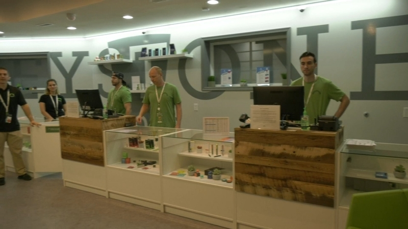 New medical marijuana dispensary opens in Montgomery County
