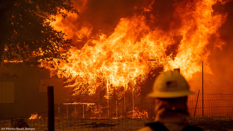 Sour Biscuit Fire? How wildfires get their names