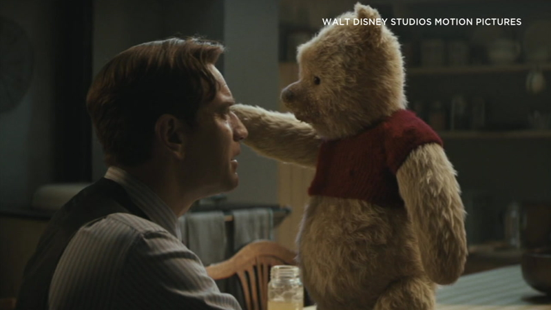 Christopher Robin Reconnects With Winnie The Pooh In New Movie