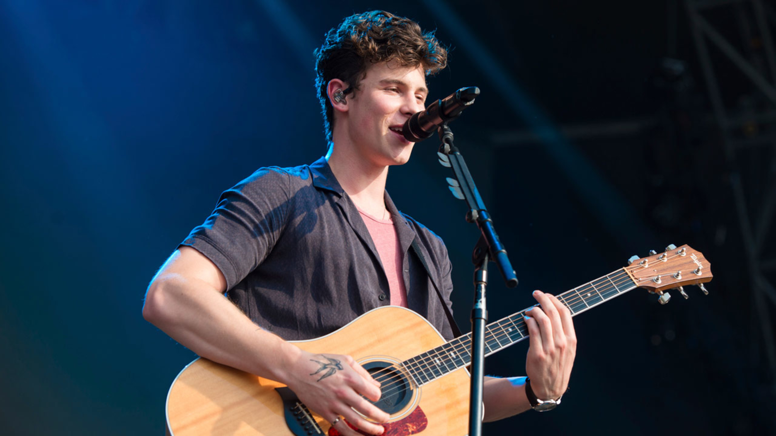 Free Shawn Mendes Concert Super Bowl Re Watch Party Highlight Nfl
