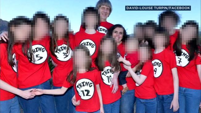 Perris torture case: Turpin children request their birth ...