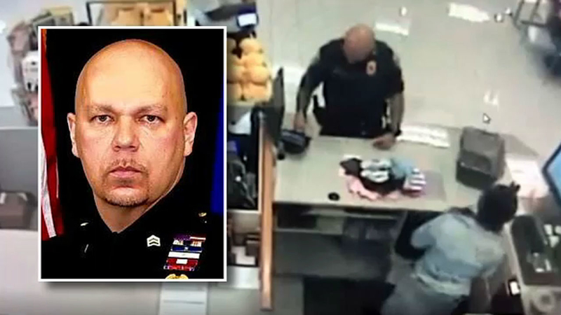 Police officer 'pays it forward' for mother who shoplifts from clothing  store in Connecticut