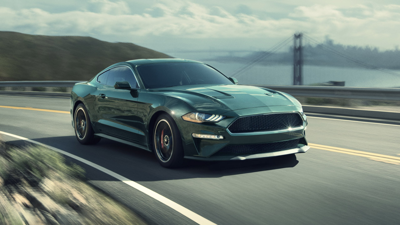The Mustang Used In The Car Chase Of The Movie Bullitt