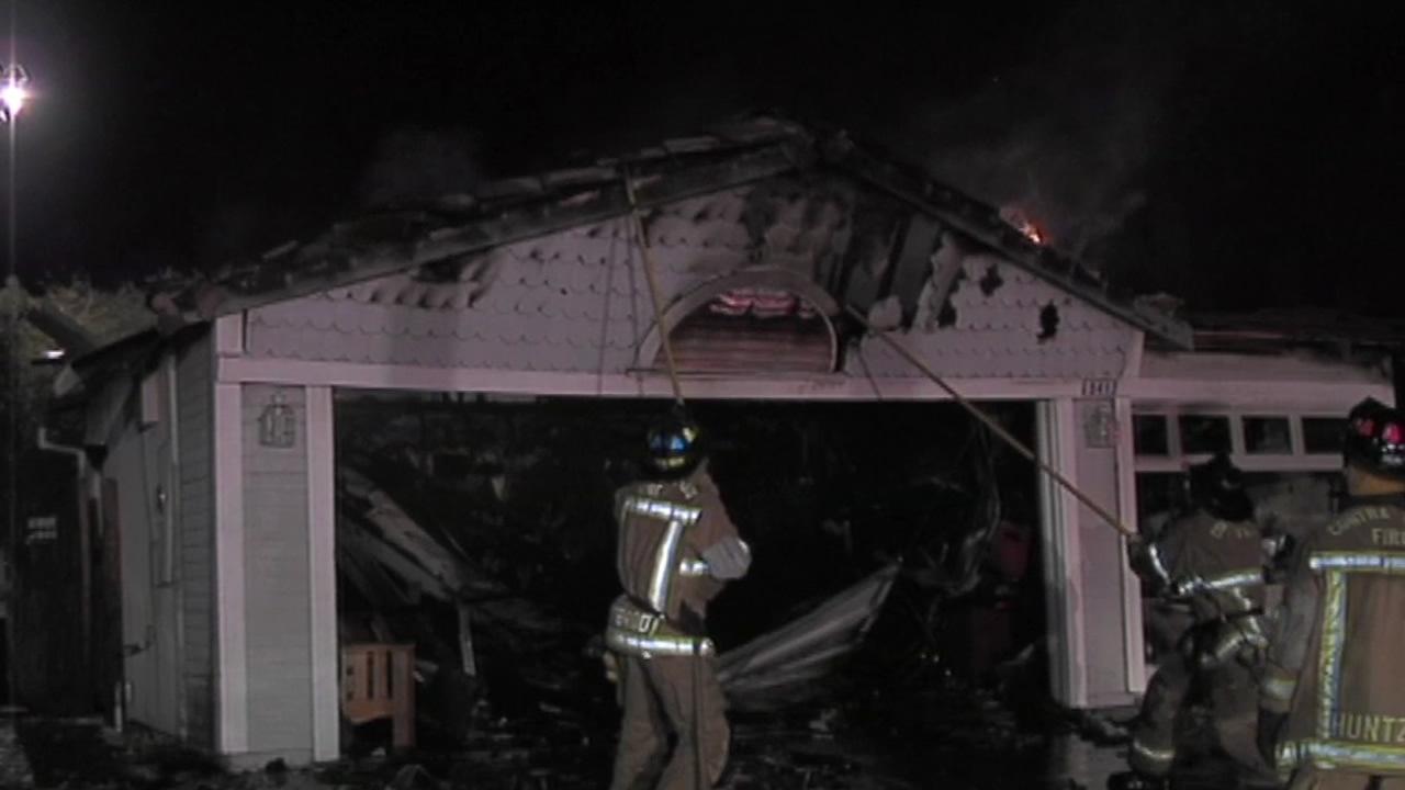 Antioch house fire