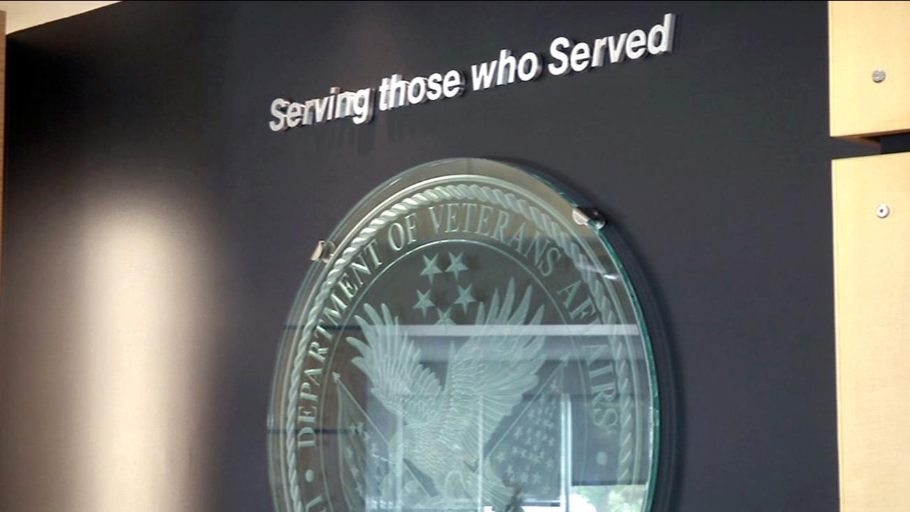 Veterans Affairs Department