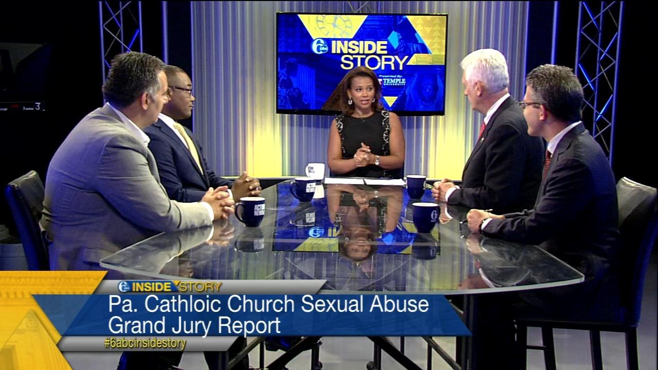 Church sex abuse stories