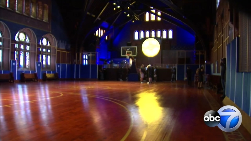 eb012ecd6d Nike transforms West Side church into basketball facility