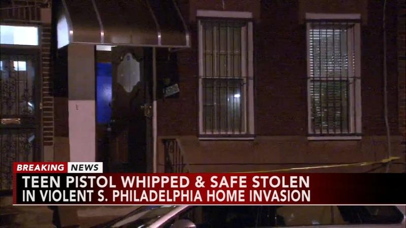 Teen Pistol Whipped Safes Stolen During Violent South