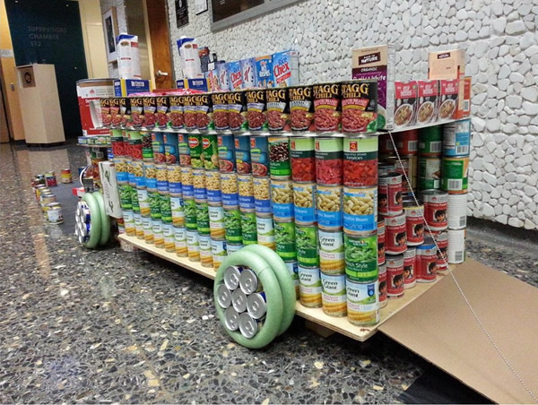 Photos Alameda County Fights Hunger Using Using Donated
