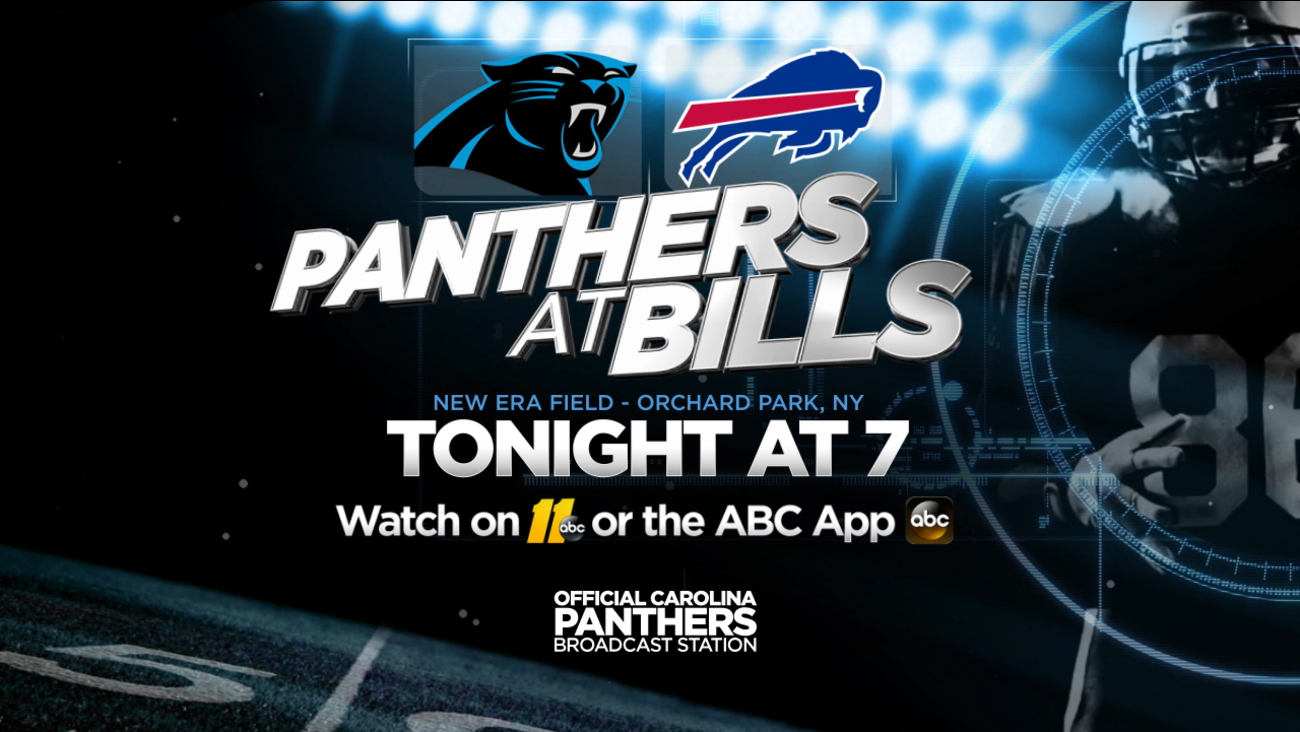 Panthers Preseason Coverage To Change Evening Lineup