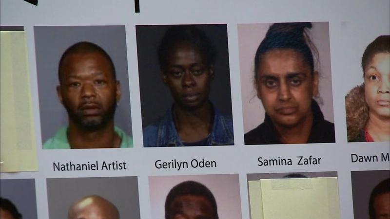 MUGSHOTS: 22 arrested in Queensbridge Houses drug bust