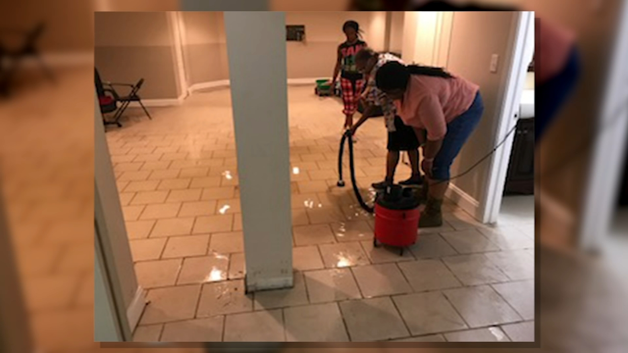 Auburn Gresham Woman Blown Out Of The Water By Cost Of Waterproofing Fix Abc7 Chicago