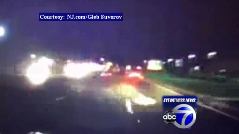 Dashcam video shows horrific crash that killed passenger