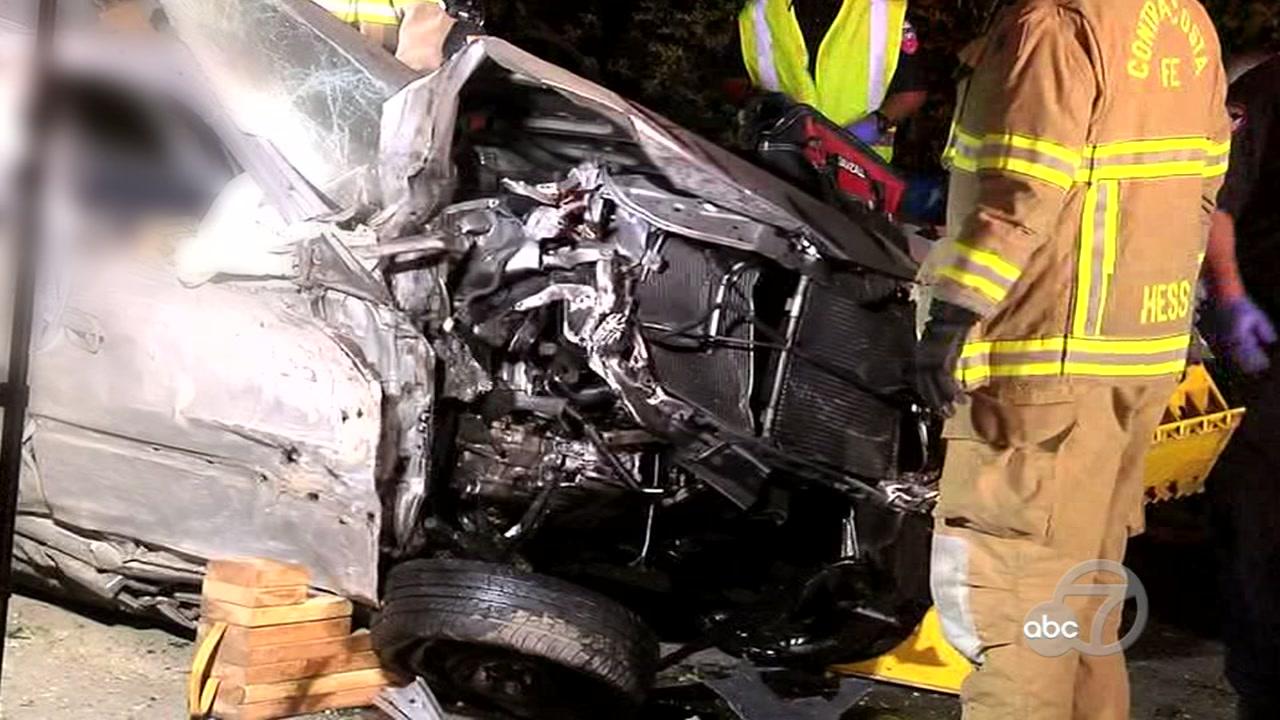 Two Teens Killed In Suspected Walnut Creek DUI Crash Identified |  Abc7news.com