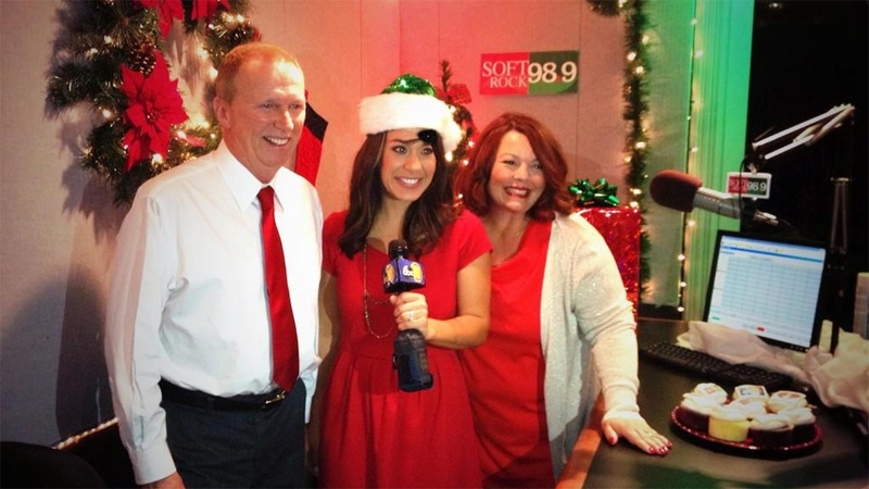 98.9 Fresno Christmas Music 2020 AM Live and Soft Rock 98.9 kick off Christmas music   ABC30 Fresno