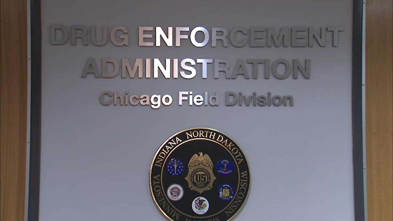 High-level Mexican law enforcement delegation in Chicago to meet with DEA, Chicago police