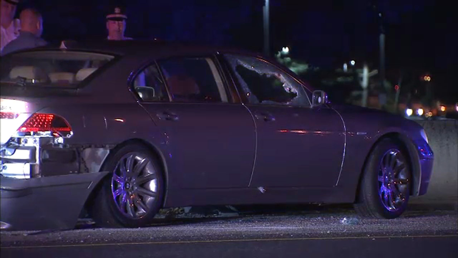Delco shooting, police chase ends in suspect's death