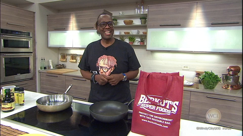 Alessi Presents In The Kitchen With Wvon Talk Show Host Art Chat Daddy Sims