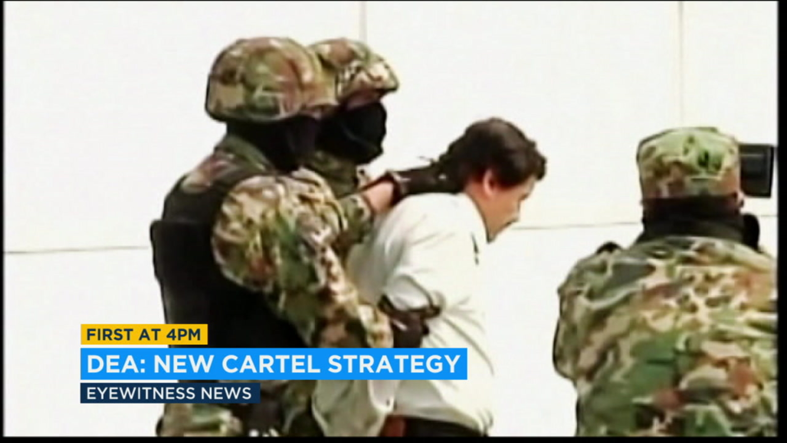 US, Mexico announce new plans to fight drug cartels