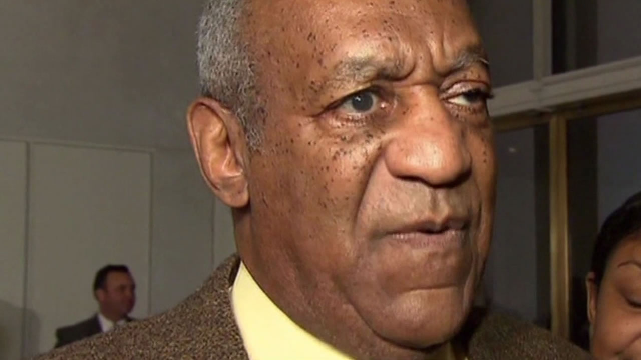 Actor Bill Cosby