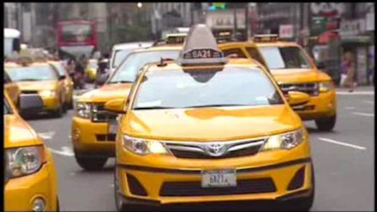 taxi surcharge