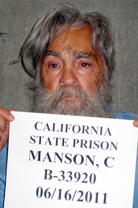 <div class='meta'><div class='origin-logo' data-origin='none'></div><span class='caption-text' data-credit='Photo/AP'>June 16, 2011. Charles Manson in Corcoran, Calif. Manson, scheduled to have a parole hearing at Corcoran State Prison on Wednesday, April 11, 2012.</span></div>