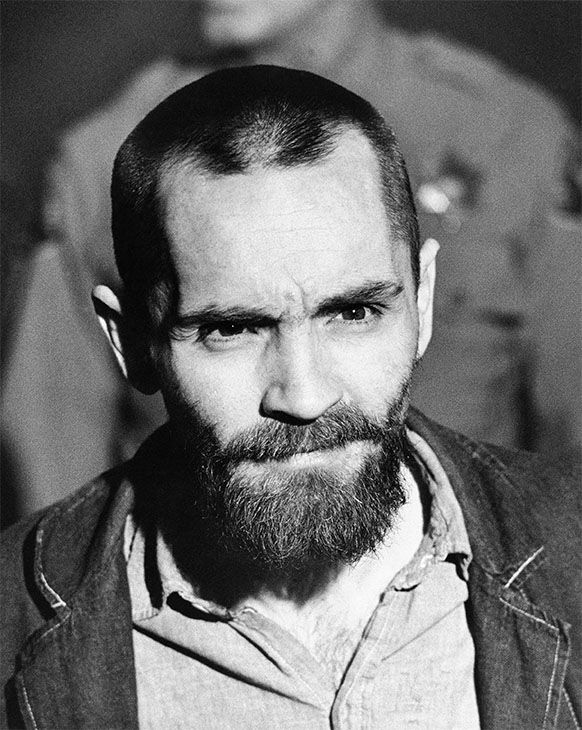 <div class='meta'><div class='origin-logo' data-origin='none'></div><span class='caption-text' data-credit='Photo/AP'>Convicted mass murderer Charles Manson is shown, 1971.</span></div>
