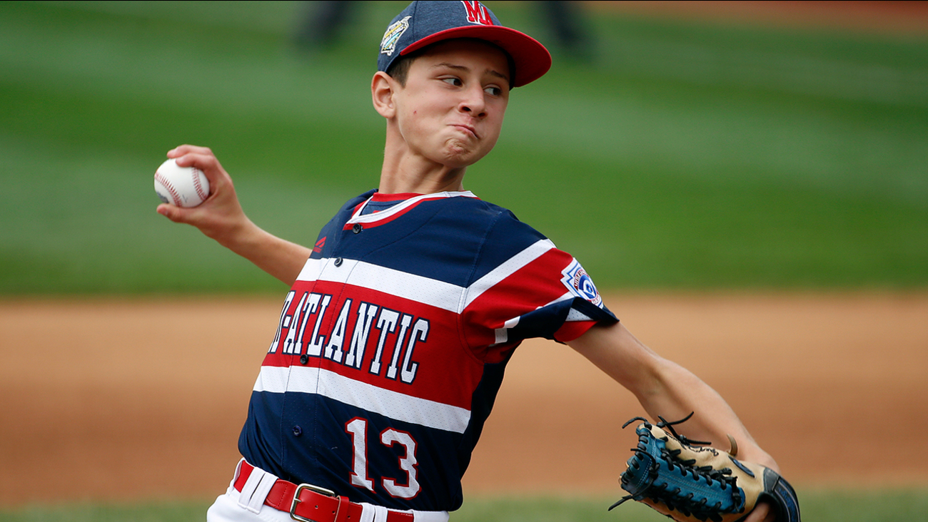 Staten Island wins at Little League World Series, beating