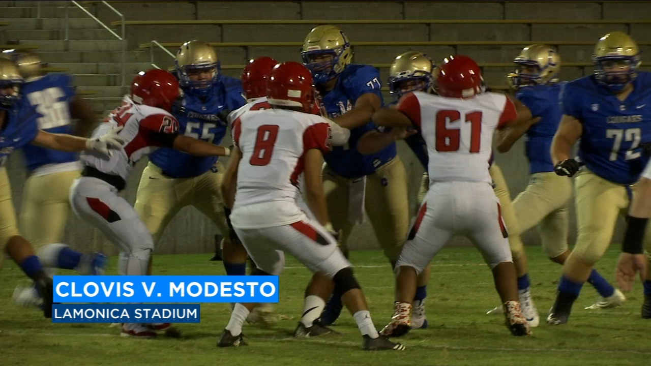 modesto high school football
