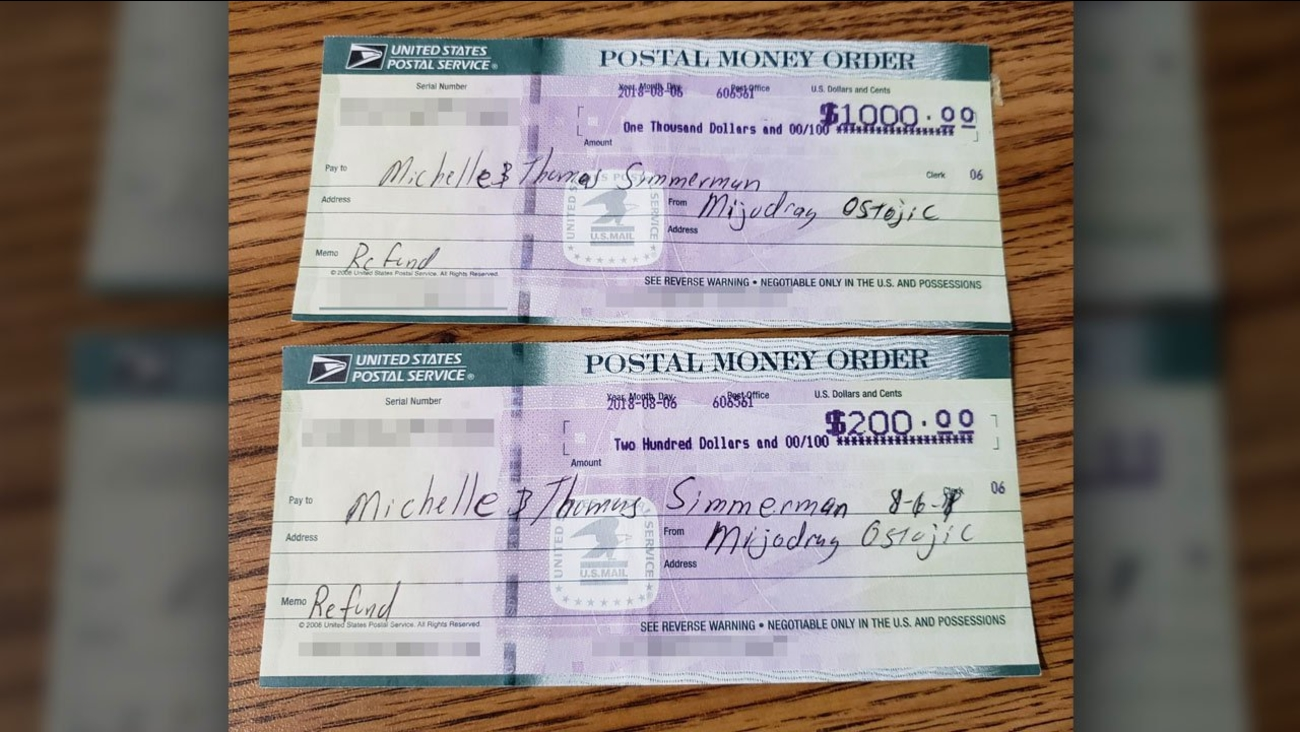 """Refund for another customer who says she was taken for """"Granite"""""""