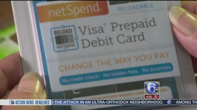saving best prepaid cards 6abccom - Accountnow Gold Visa Prepaid Card