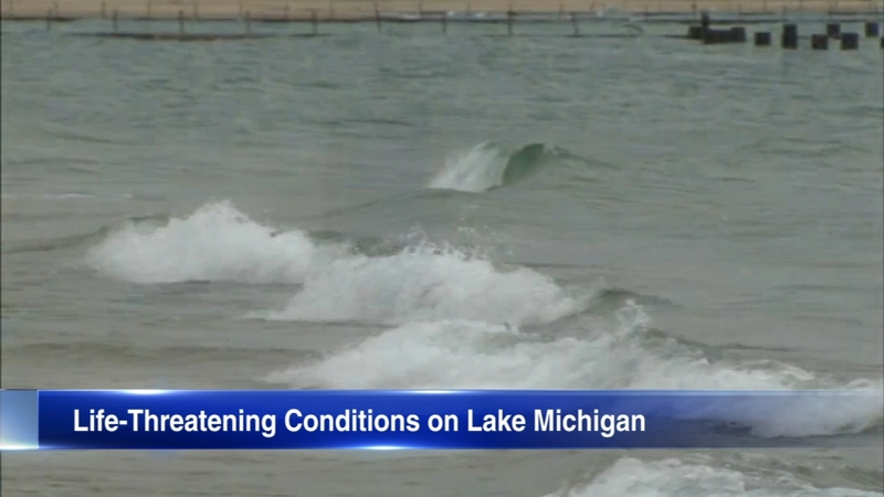 Mother of teen who drowned in Lake Michigan: 'They should have said  something'