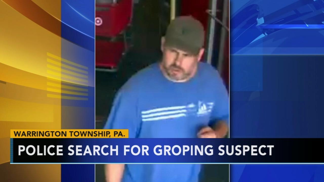 Police: Man gropes 2 teens in Warrington, Bucks County Target store ...
