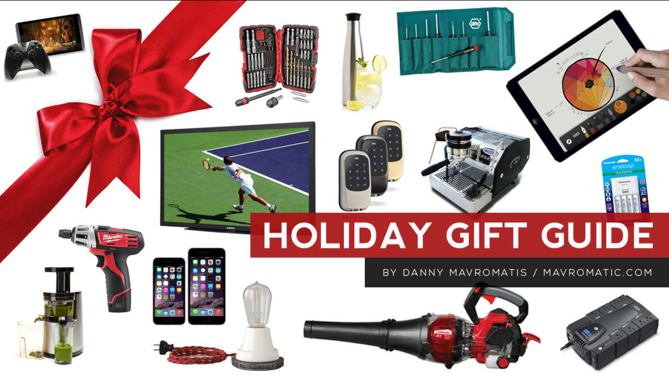 Holiday Gift Guide 2014 15 Great Gifts For The Special Men In