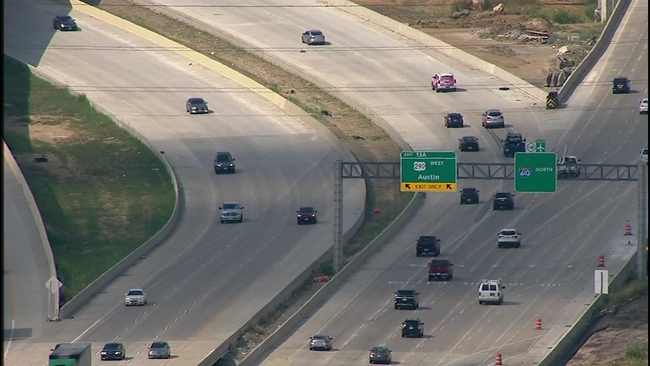 highway 290 road work makes progress but changes catching drivers