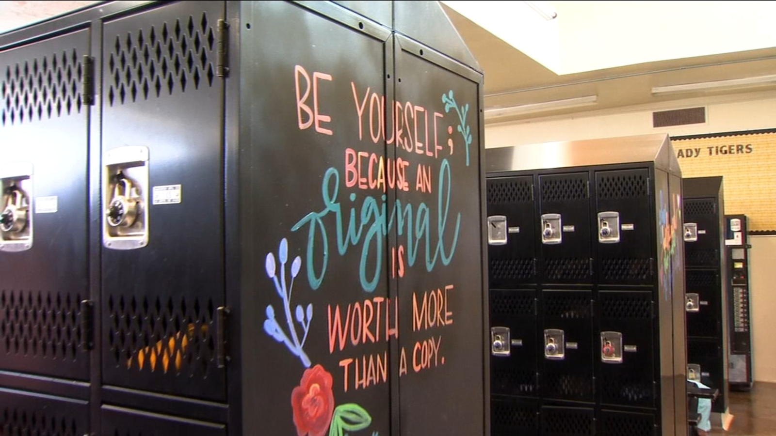Fresno Middle School Inspiring Young Girls With