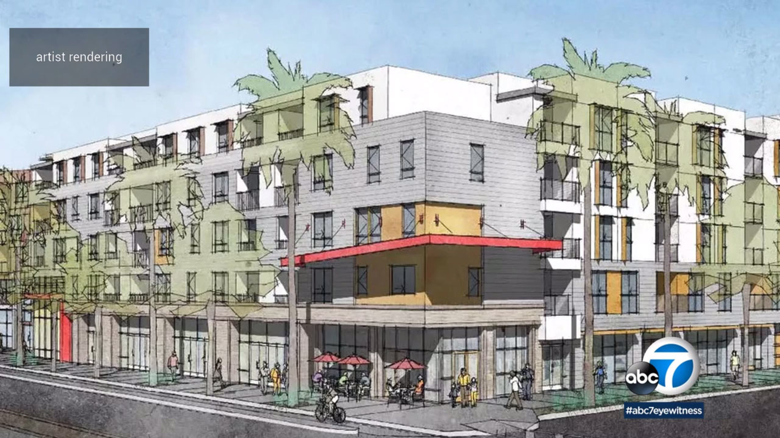 Long Beach midtown project will add 95 affordable housing ...