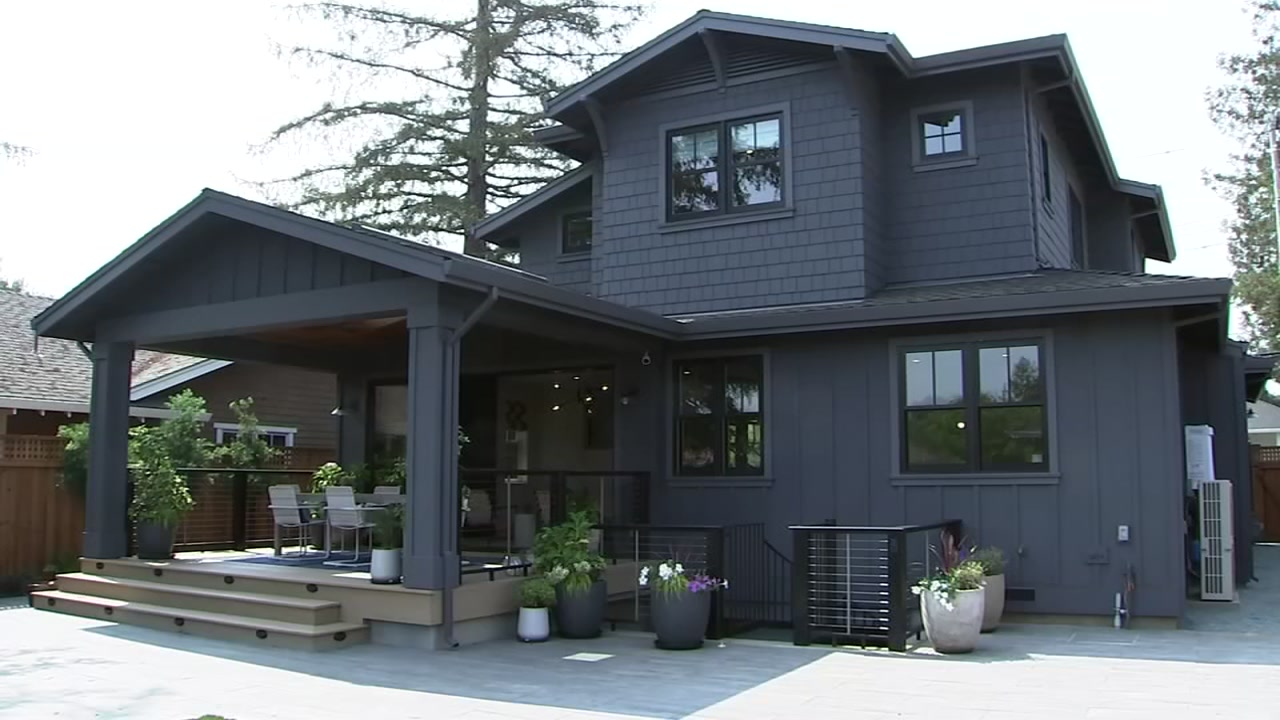 ONLY ON ABC7NEWS.COM: 2018 Sunset Idea House in Los Gatos adds ...