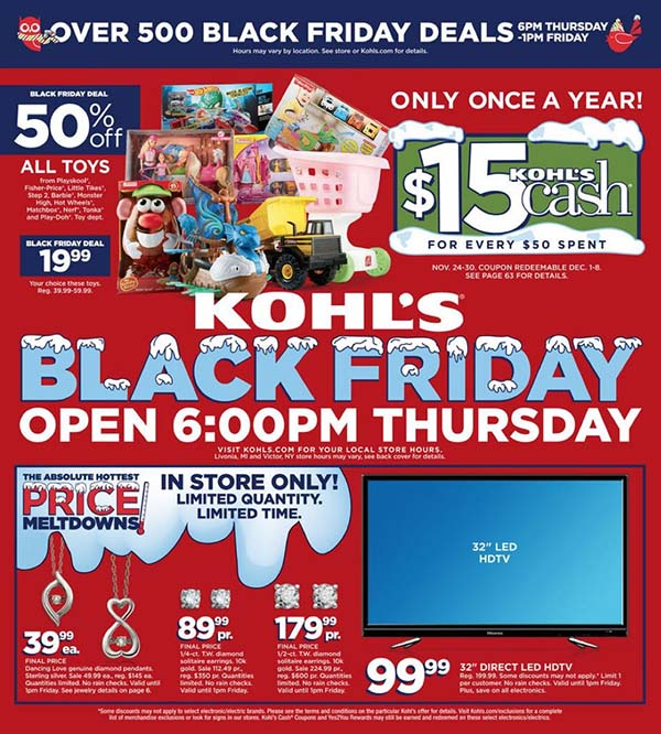 Black Friday And Cyber Monday Stores And Deals 2014 Abc30 Com