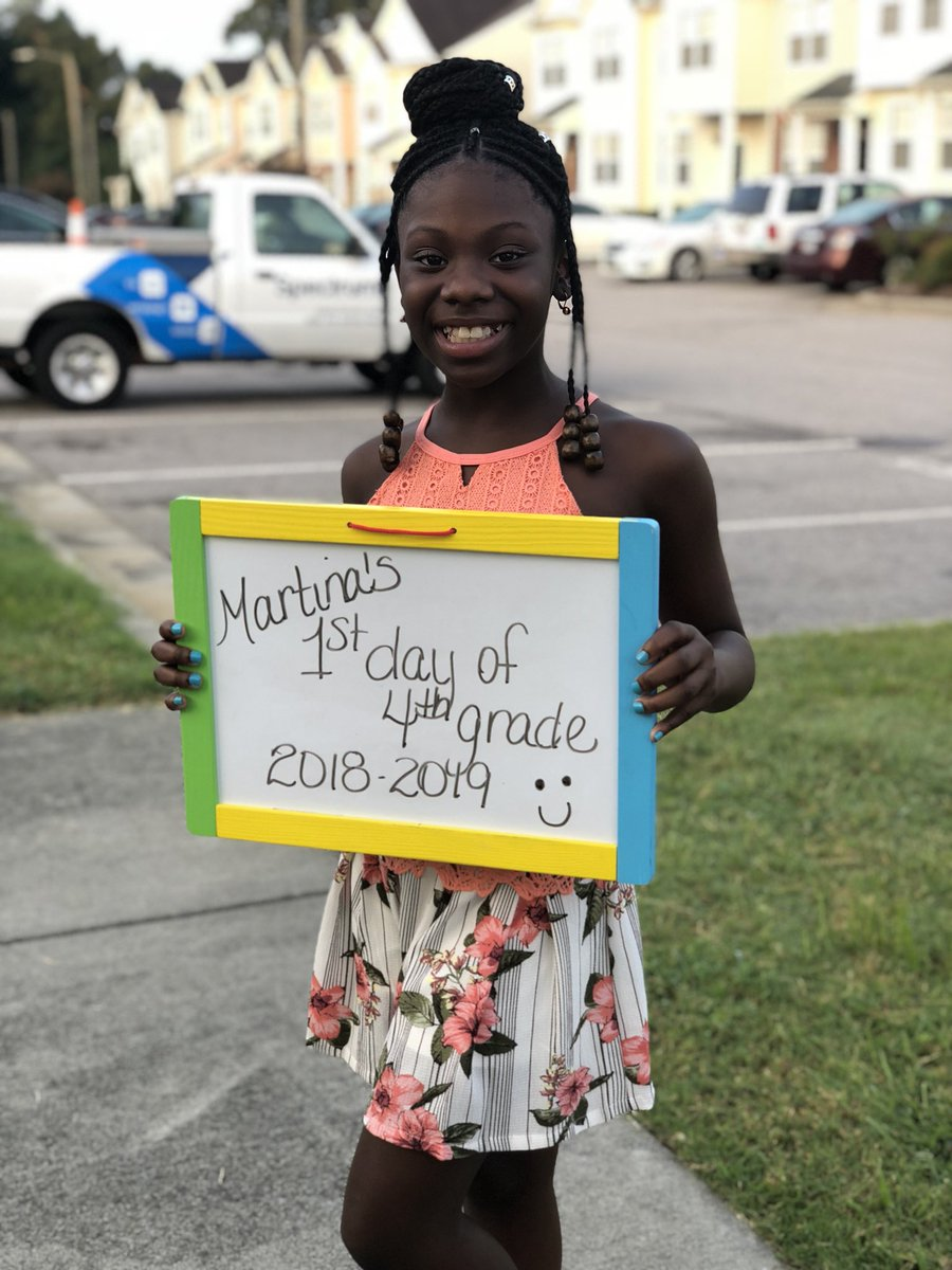 "<div class=""meta image-caption""><div class=""origin-logo origin-image none""><span>none</span></div><span class=""caption-text"">Martina's first day of 4th grade! (@slatkinson / Twitter)</span></div>"